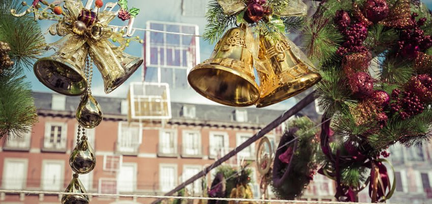 where to park in Madrid at Christmas