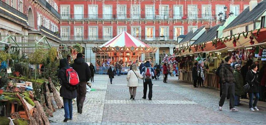 Madrid Christmas markets