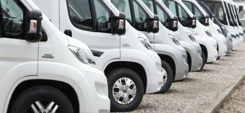 camper vans be parked in Madrid