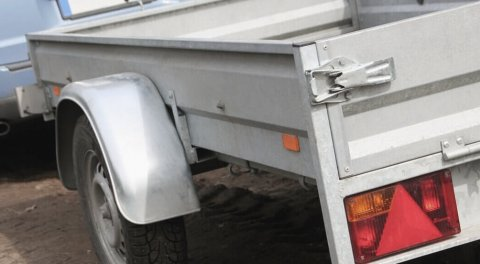 drive with a trailer