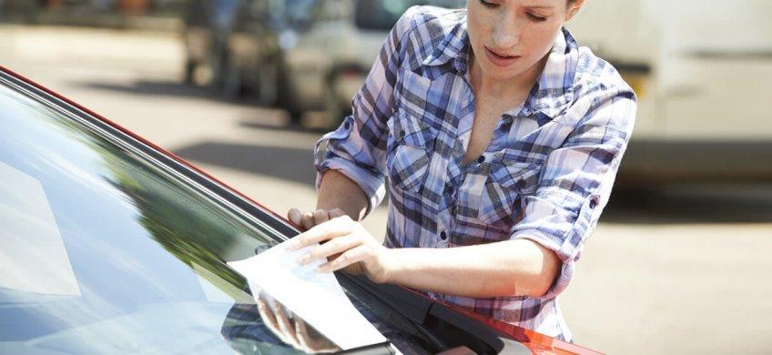 multas de un coche