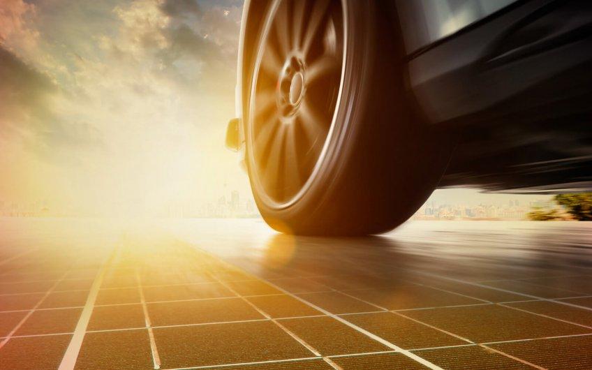 Carreteras solares o Solar Highways, ¿el asfalto del futuro?