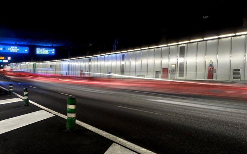 reducir contaminacion m30 tunel