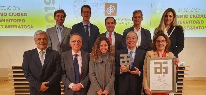 Premios Ciudad y Territorio Albert Serratosa