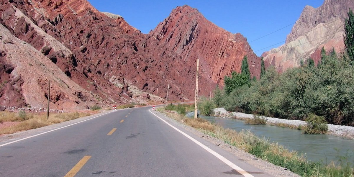 Carretera del Karakórum - Pakistán