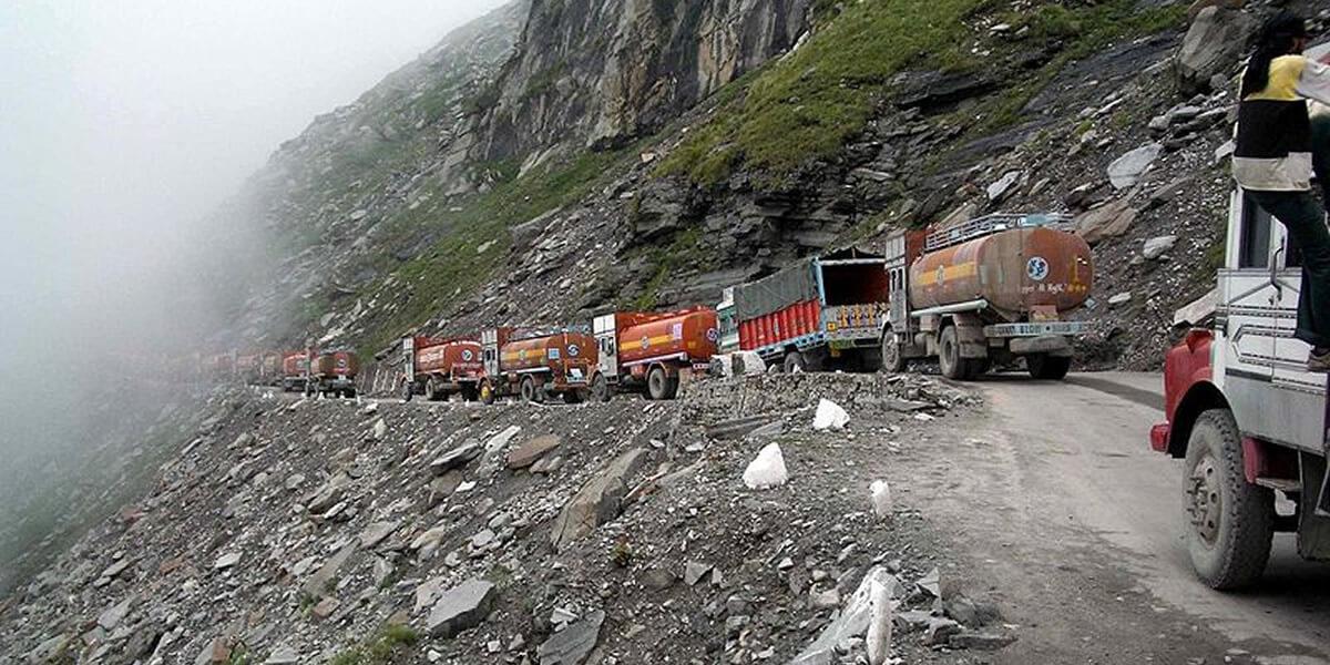 Paso de Rohtang - India