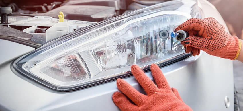 car headlights be replaced