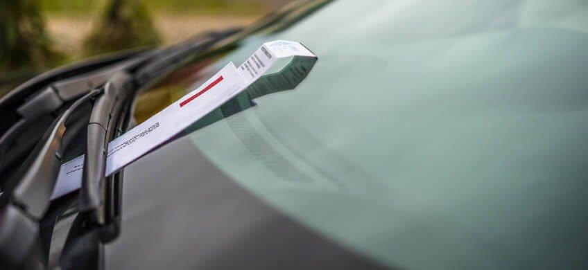 cuánto tardan en llegar multas tráfico